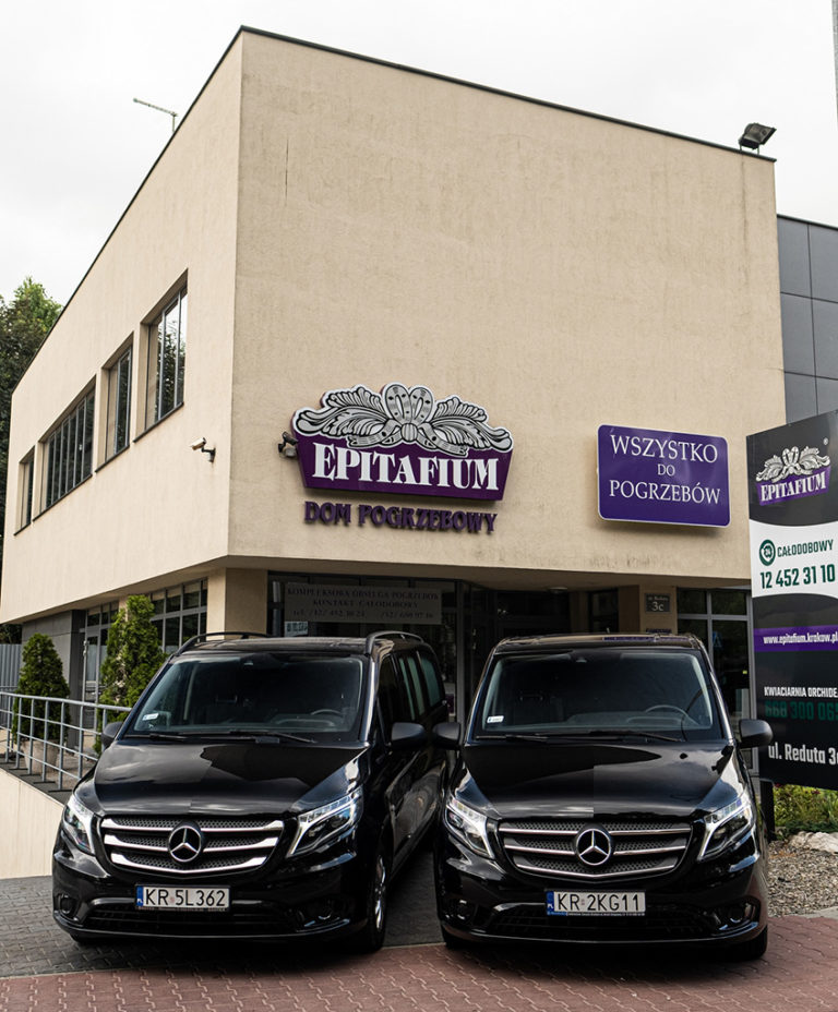 Usługi realizowane na rynku funeralnym